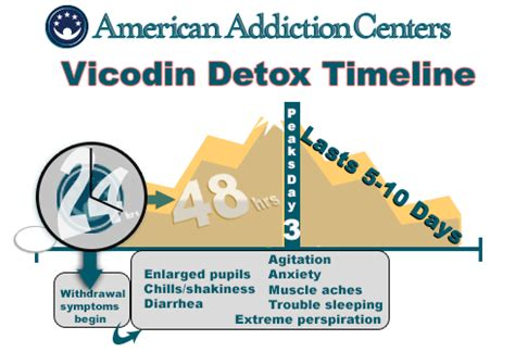 Detox Process For Opiates by How Does Vicodin Detox Last River Oaks