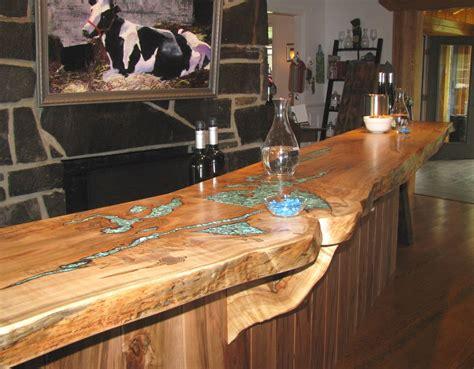 homemade bar top handmade mcritchie s wine bar by haymore enterprises inc custommade com