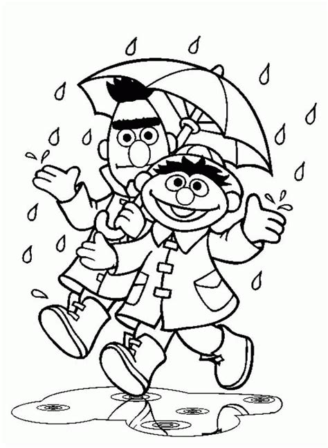 coloring pages rain az coloring pages spring rain coloring pages az coloring pages