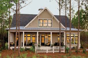 Southern Home Plans Tucker Bayou Plan 1408 17 House Plans With Porches