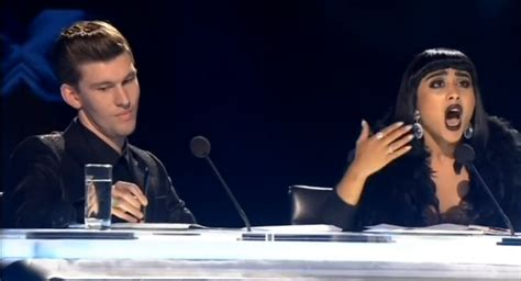 x factor adsense giztem x factor judges sacked for bullying contestant on