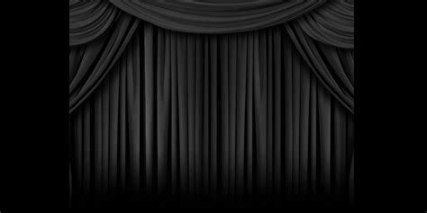 black stage drapes theatre curtains black and white google search the