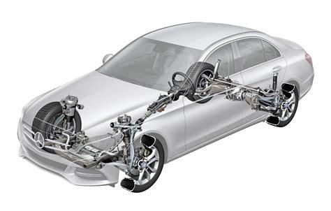 Komfort Fahrwerk Tiefergelegt Agility Control by Die Technischen Highlights Der Neuen Mercedes C Klasse