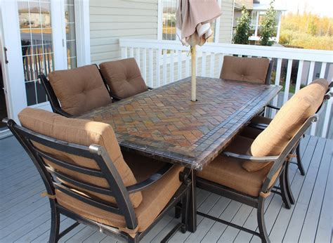 Costco Patio Table Patio Set Sale Patio Design Ideas