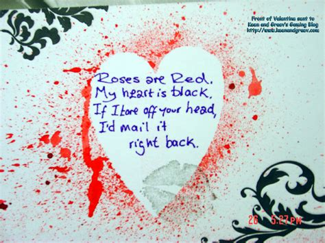 creepy valentines poems a creepy from mythic keen and graev s