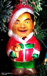 christmas bean mr bean picture
