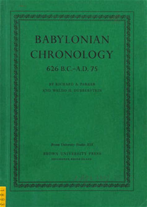 Babylonian Calendar The Babylonian Calendar Converter