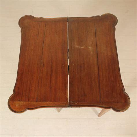 tavolo antiquariato tavolo da gioco tavolini antiquariato dimanoinmano it