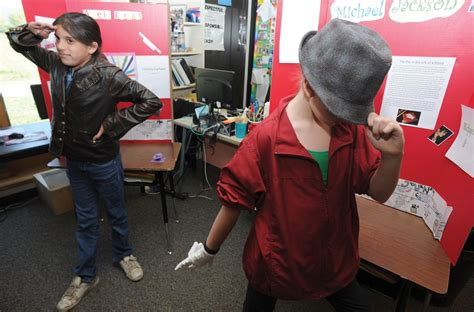 michael jackson biography for elementary students living wax museum steamboat pilot today