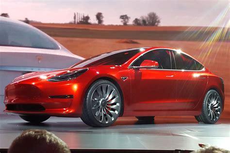 New Tesla Models New Tesla Model 3 Specs Price Release Date Carbuyer