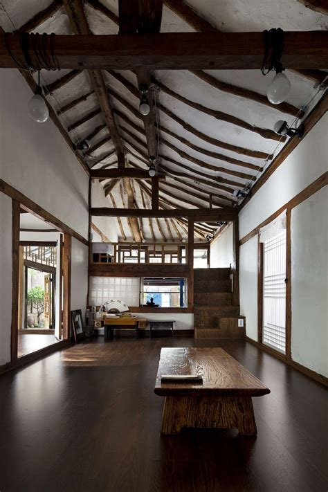 traditional korean house design neo traditional korean homes 6 modern updates on the vernacular style architizer