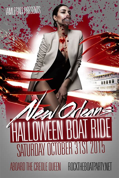 new orleans party boat tickets for rock the boat 2015 new orleans halloween party
