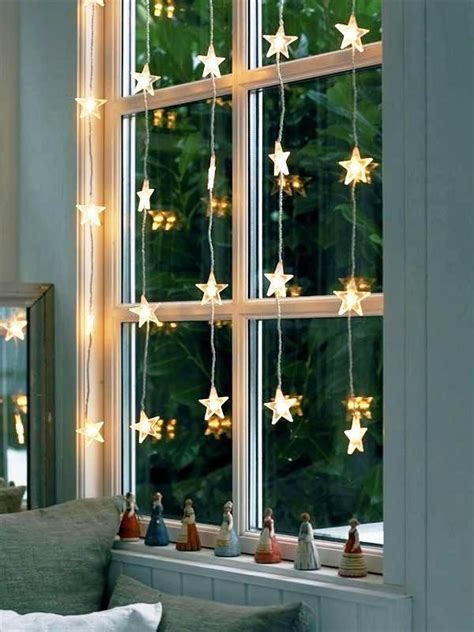 easy christmas window decorations ideas decoration love