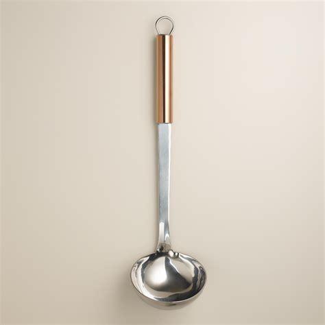 To Market Ladle by Copper Ladle World Market