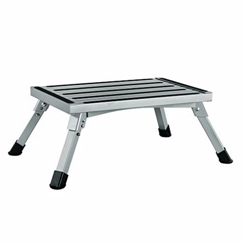 Aluminum Rv Step Stool by Finether Finether Portable Rv Step Stool Height Aluminum