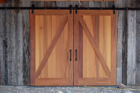 Sliding Exterior Barn Doors Home Ideas Collection How To Build Barn Style Doors