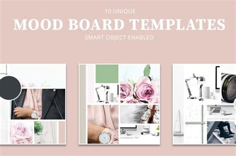 the best mood board designs that will keep you cheerful