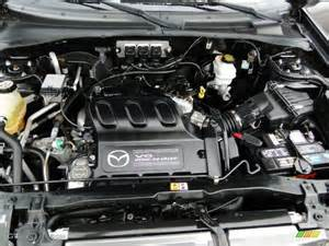 2005 mazda tribute s 4wd 3 0 liter dohc 24 valve v6 engine