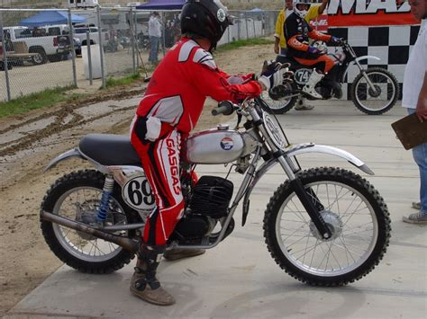 arizona mikes vintage motocross bikes avdra vintage mx race at honolulu hills raceway taft ca
