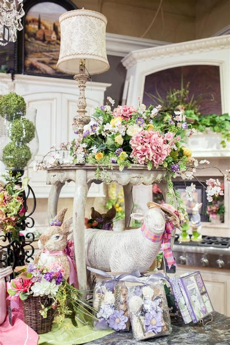 spring decor 2017 2017 open house blooming with spring decorations