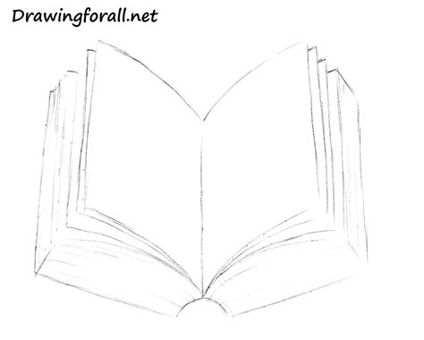 the drawing book an how to draw a book drawingforall net