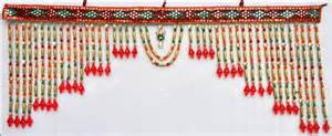 Home Decorative Items lace toran arihant handicraft