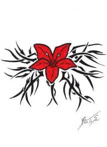 tattoo flower tribal clipart best