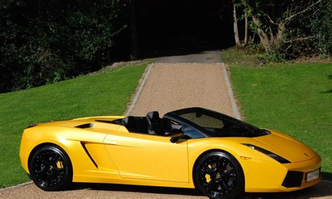 Lamborghini Gallardo Spyder For Sale Uk 2006 Lamborghini Gallardo Spyder For Sale Opulent Cars