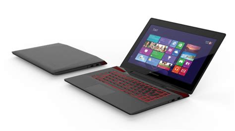 Laptop Lenovo Y Series lenovo announces slimmer y series gaming laptops softpedia