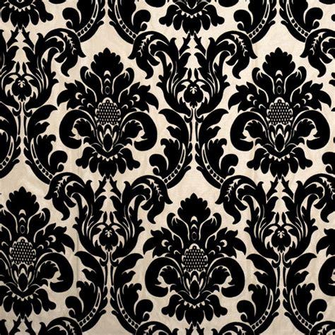 black damask upholstery fabric black damask fabric modern upholstery yardage by