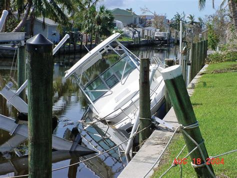 hurricane boats lifts barnacle protection no more boat lift boat storage