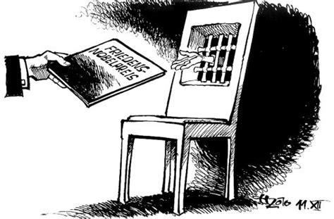 politik des leeren stuhls der leere stuhl karikatur haitzinger nachrichten
