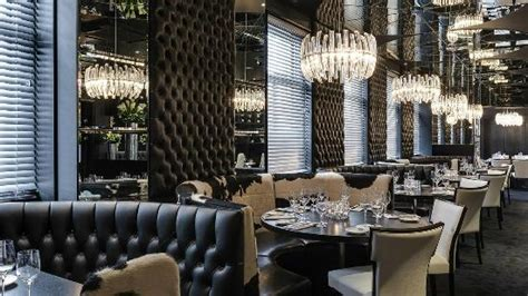 Dining Room Booths top floor bar picture of gaucho piccadilly london