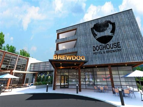 Brewdog Hotel   A place where you can literally bathe in beer