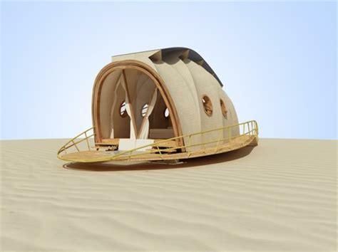 transportables haus transportable h 228 user in raupenform nomadic resorts