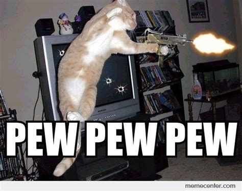 Pew Pew Meme - pew pew pew by ben meme center