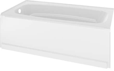 delta bathtubs delta classic 400 60 quot x 32 quot bathtub bathtubs