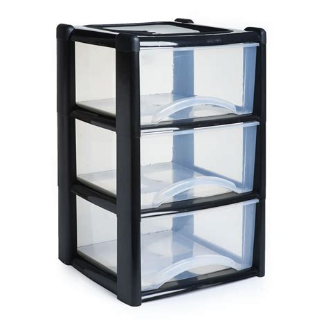 3 Drawer Plastic Organizer by Drawer 3 Drawer Plastic Storage Design Plastic Bins 3 Drawer Plastic Container Storage