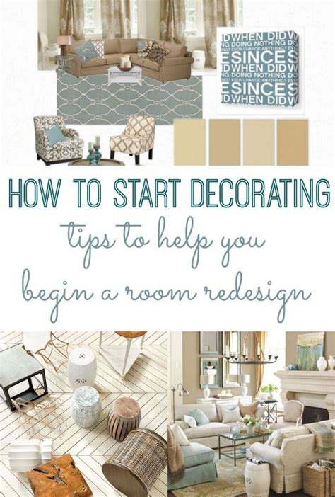 How To Start Decorating A Room | how to start decorating tips to begin a room redesign