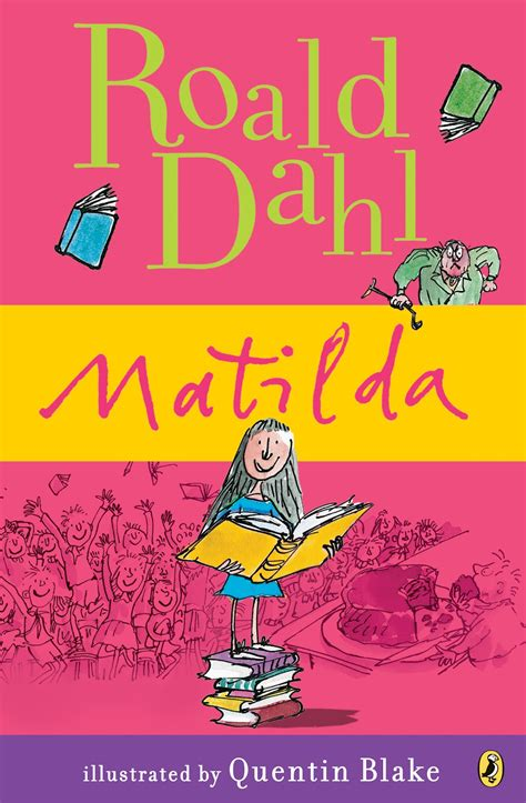 pictures of matilda the book nose in a book review matilda