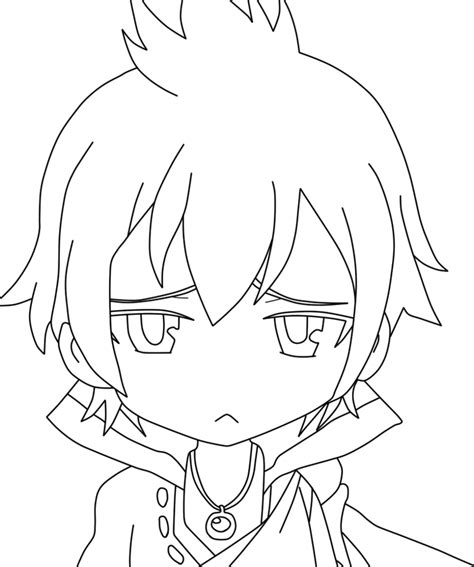 fairy tail coloring pages chibi zeref fairy tail drawing related keywords zeref fairy