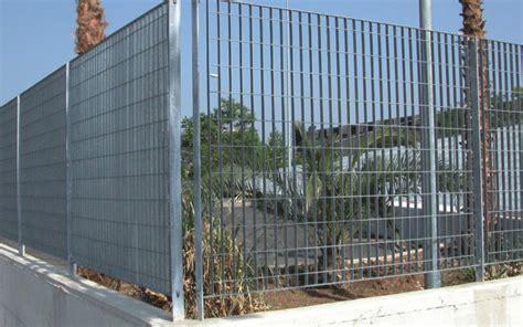 ringhiera zincata recinzioni zincate roma sider pomezia srl