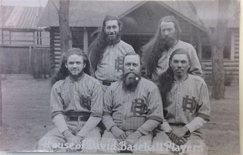 the house of david beards baseball and religion a west michigan religious group called the house of
