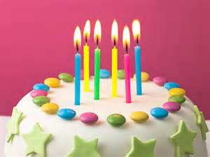 kuchen kerzen birthday cake with candles blinds creatively different