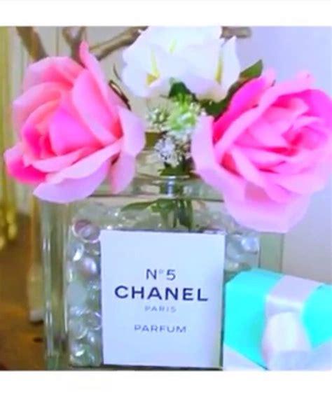 diy decorations alishamarie from alisha macbby11 chanel vase summer room diy alisha room