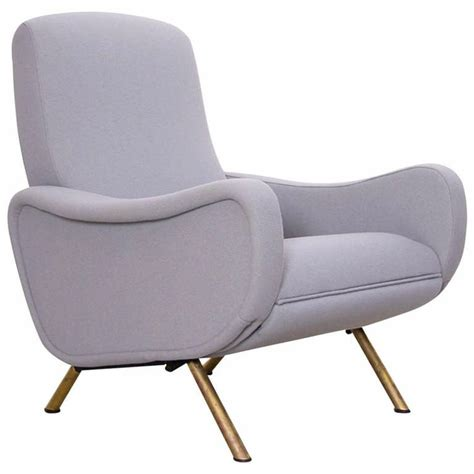 unique modern lounge chairs reclining chair by marco zanuso for arflex from a