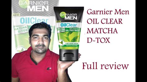 Garnier Matcha Detox Review by Garnier Clear Matcha D Tox Facewash With Power Of