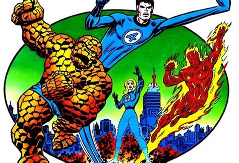 the book of fantastic four multilingual edition books fantastic four legends revealed
