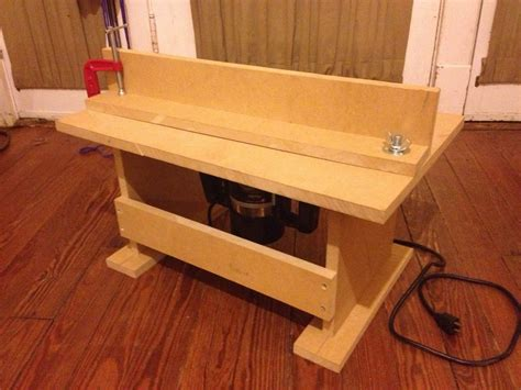 benchtop router table by rjh311 lumberjocks com woodworking community
