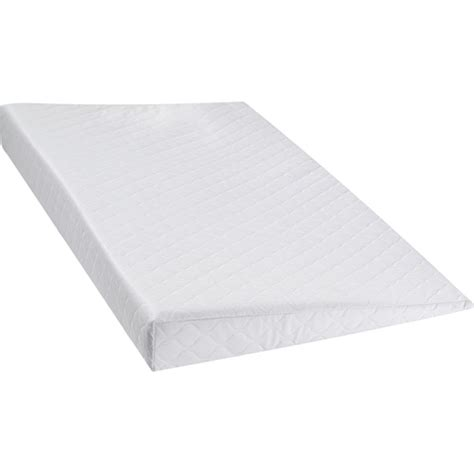 Bassinet Wedge Mattress by Dex Baby Safe Lift Deluxe Universal Crib Wedge Walmart